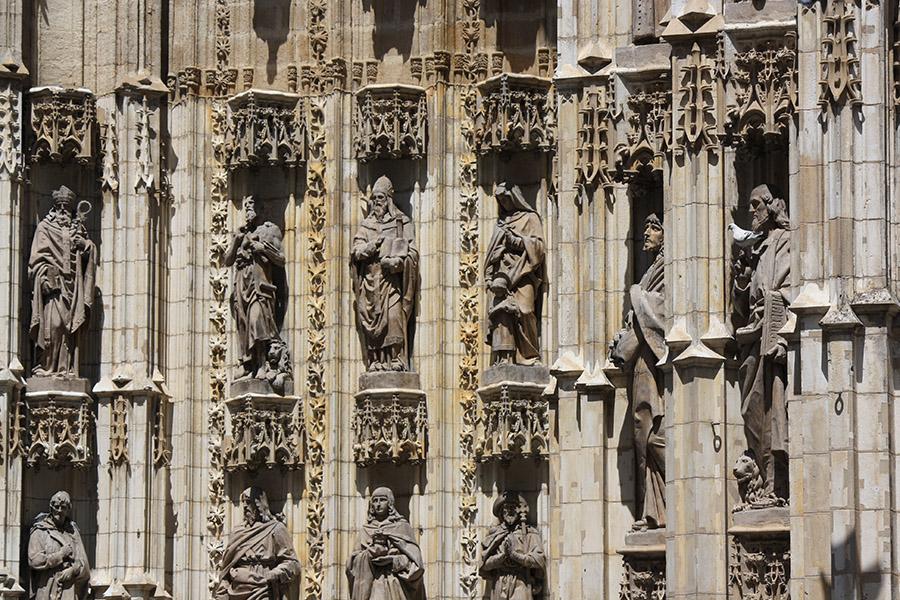 Porte de la Cathédrale - Giralda