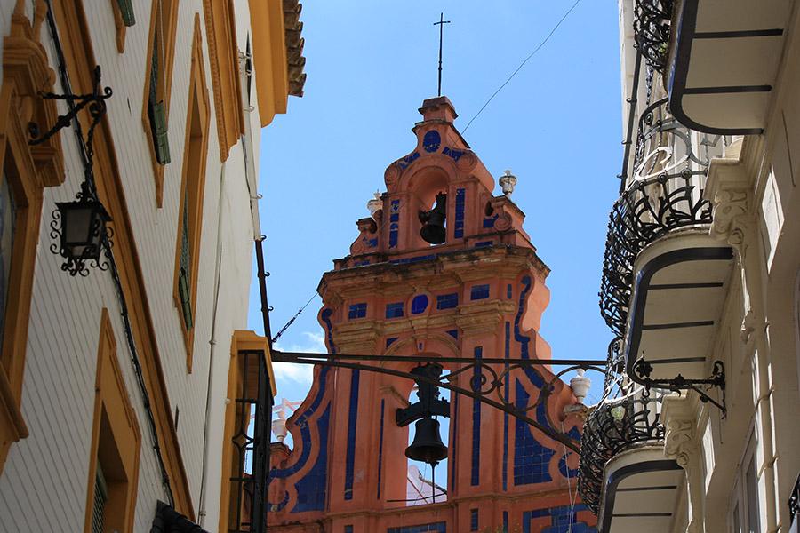 Architecture de Séville
