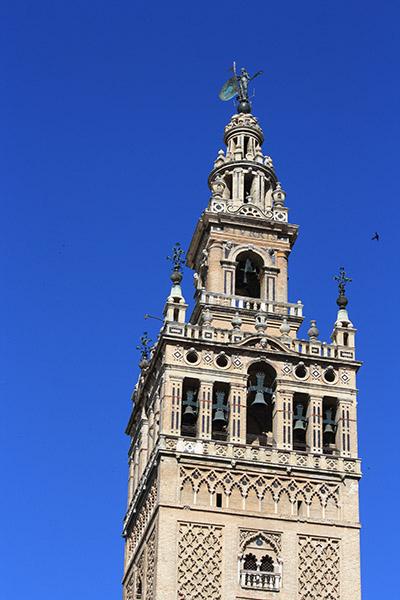 Tour de la Giralda de Seville