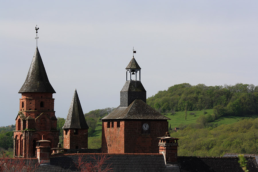 Les tours de Collonges-la-Rouge