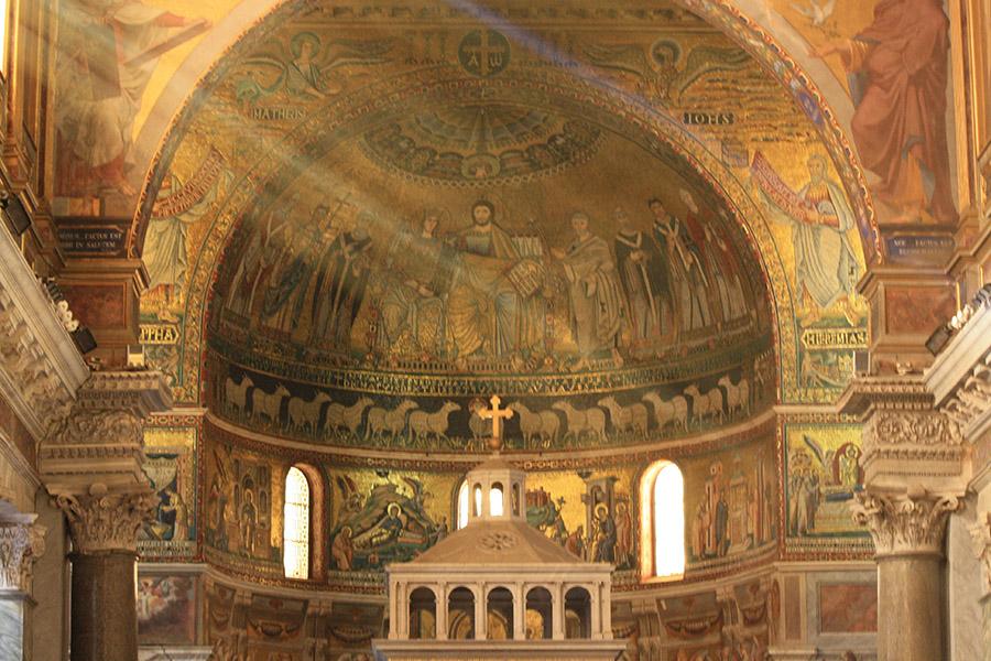 Style byzantin et mosaïques
