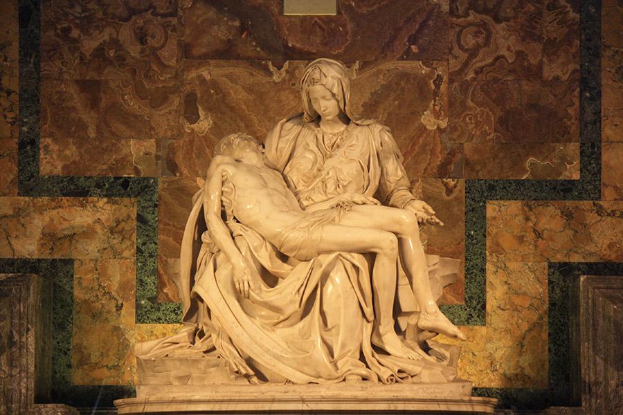 Pieta de Michel-ange