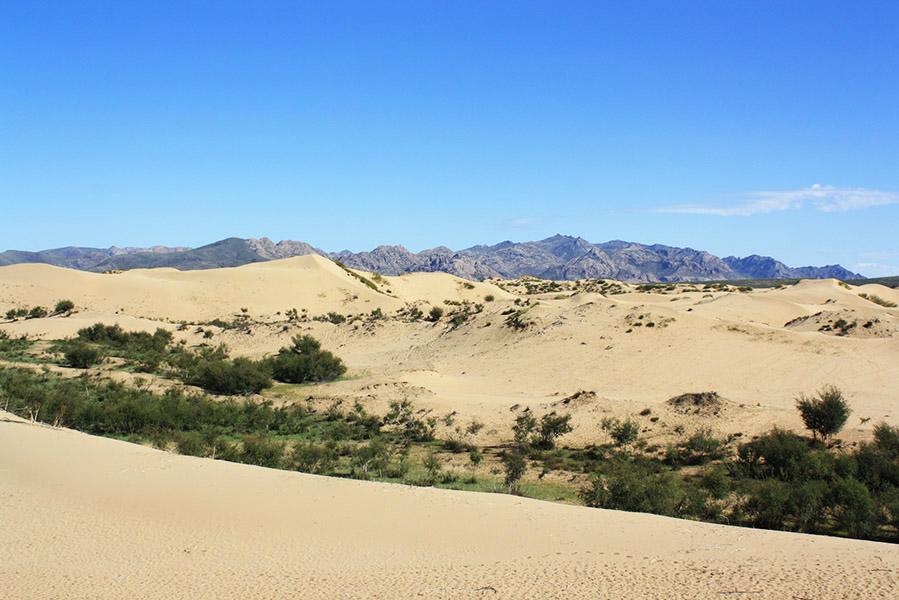 mongolie mini gobi desert