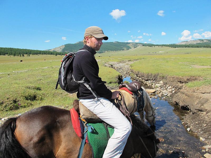 mongolie balade cheval steppes