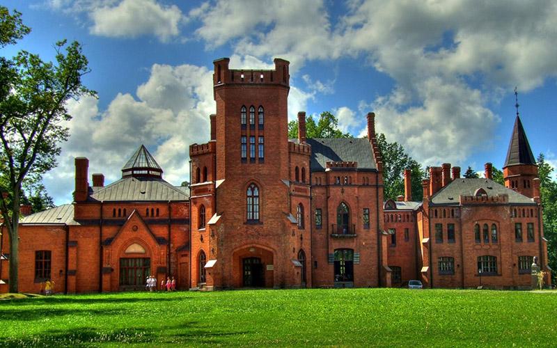 Chateau en Estonie