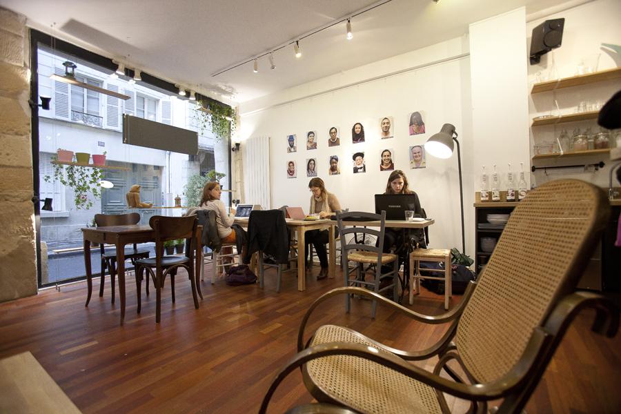 Coworking à l'Anti-Café