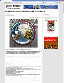 contribution abm Globe-Trotters en ligne