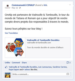 facebook cimalp