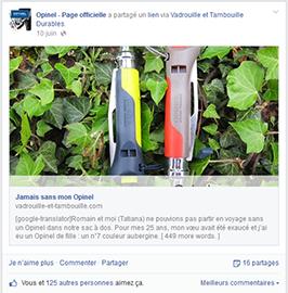 opinel facebook