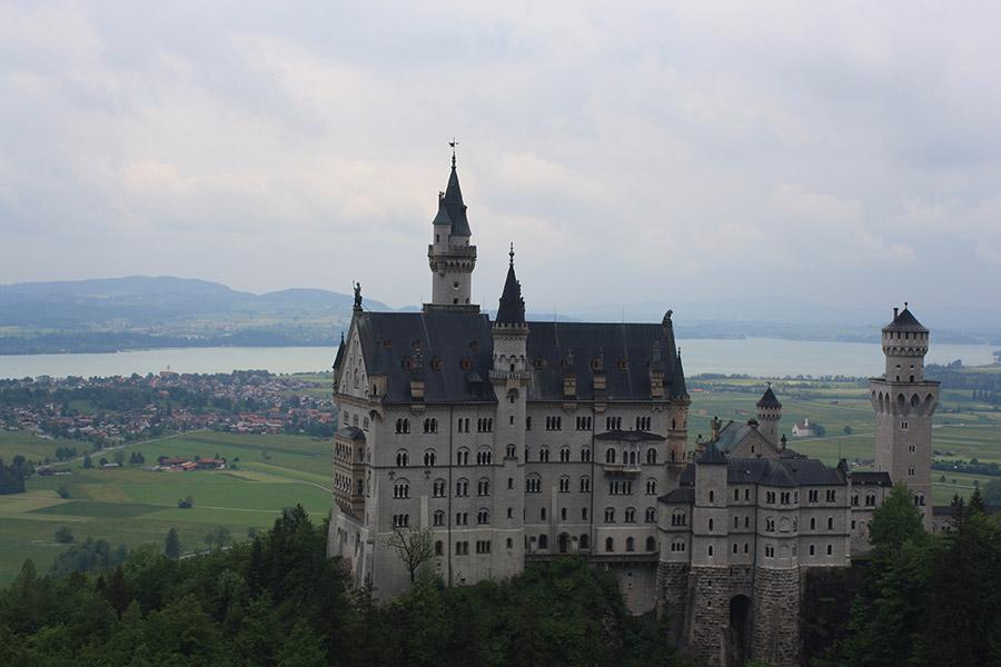 Allemagne_Fussen_Chateau-Neuschwanstein