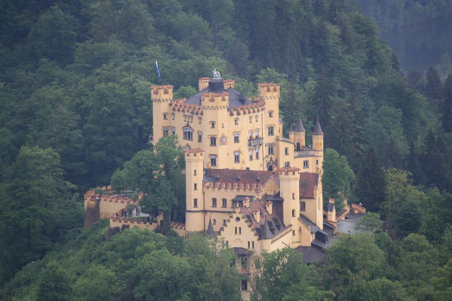 Allemagne_Fussen_Chateau-Hohenschwangau