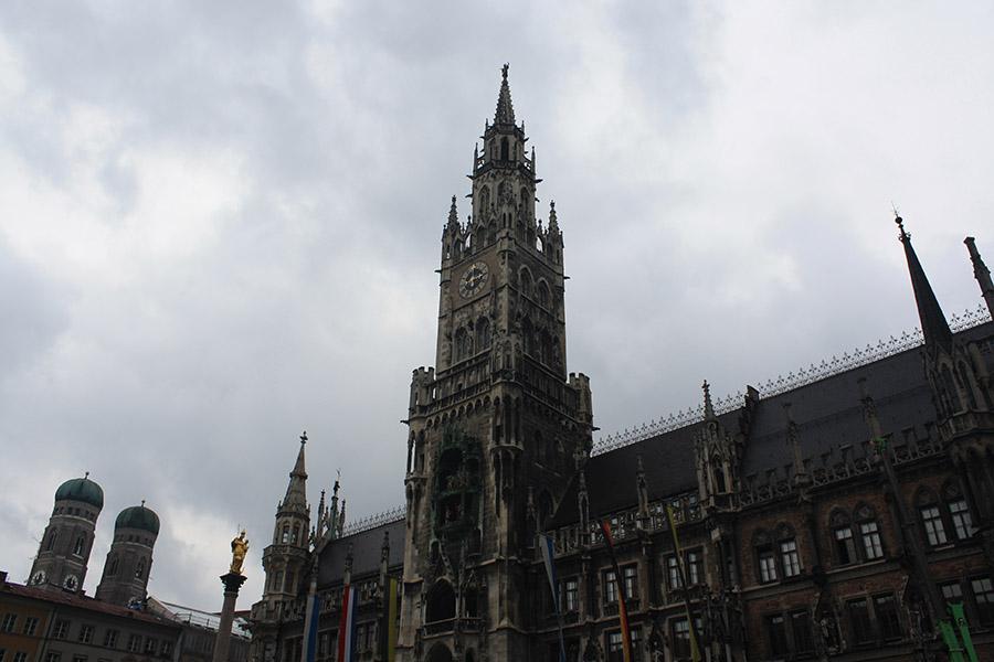 Allemagne_Munich_MarienPlatz