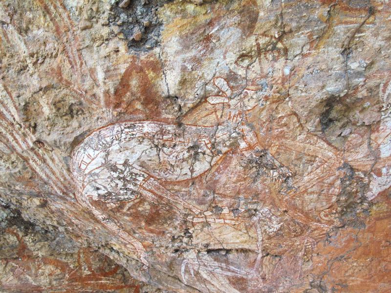 Ubir peinture aborigène