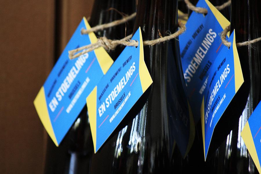 Bière artisanale de Bruxelles : En Stoemelings