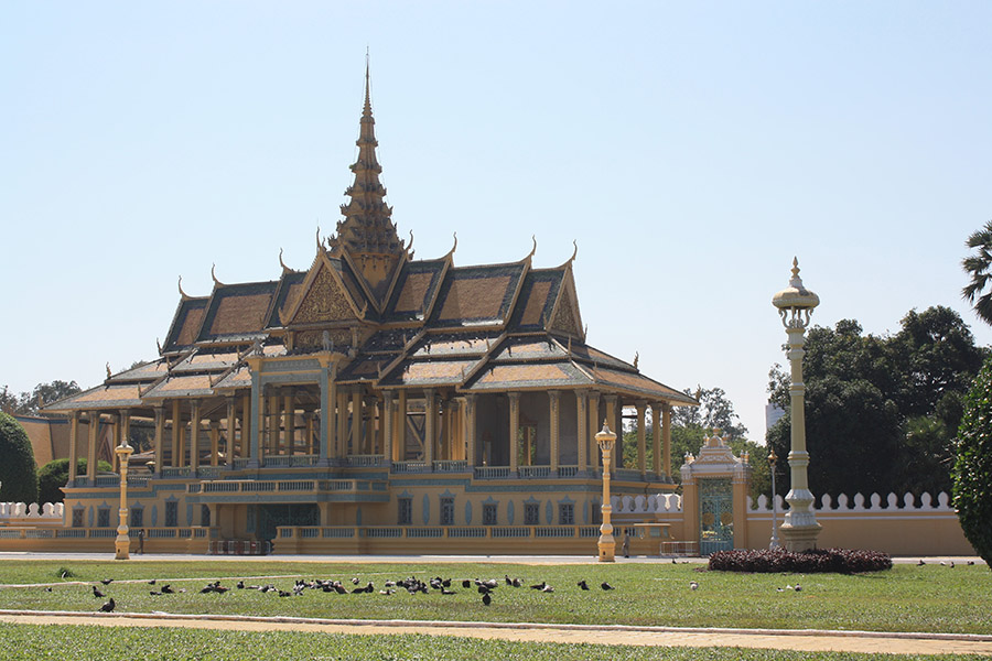 cambodge_PhnomPenh_palais_royal (15)