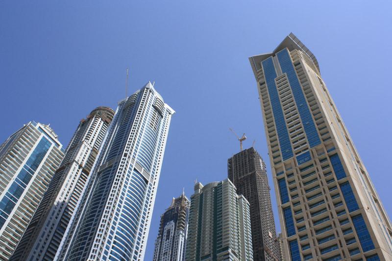 Dubaï la moderne