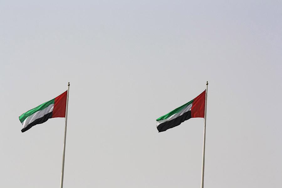 Abu Dhabi et sa mosquée Sheikh Zayed