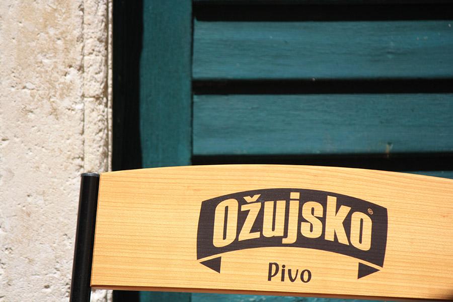 Ozujsko, bière de Croatie
