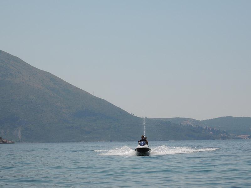 Jet ski à Dubrovnik