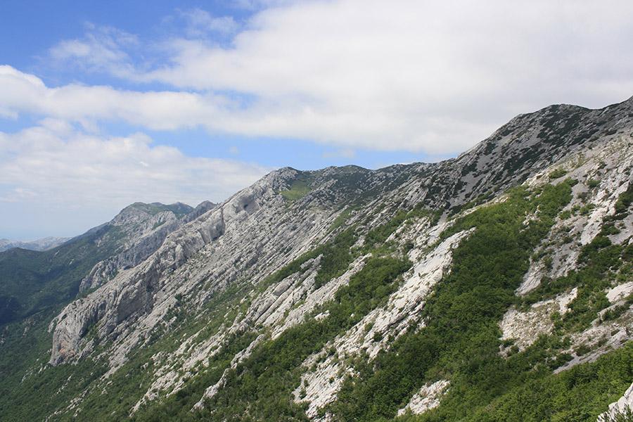 Babin Kuku à Paklenica