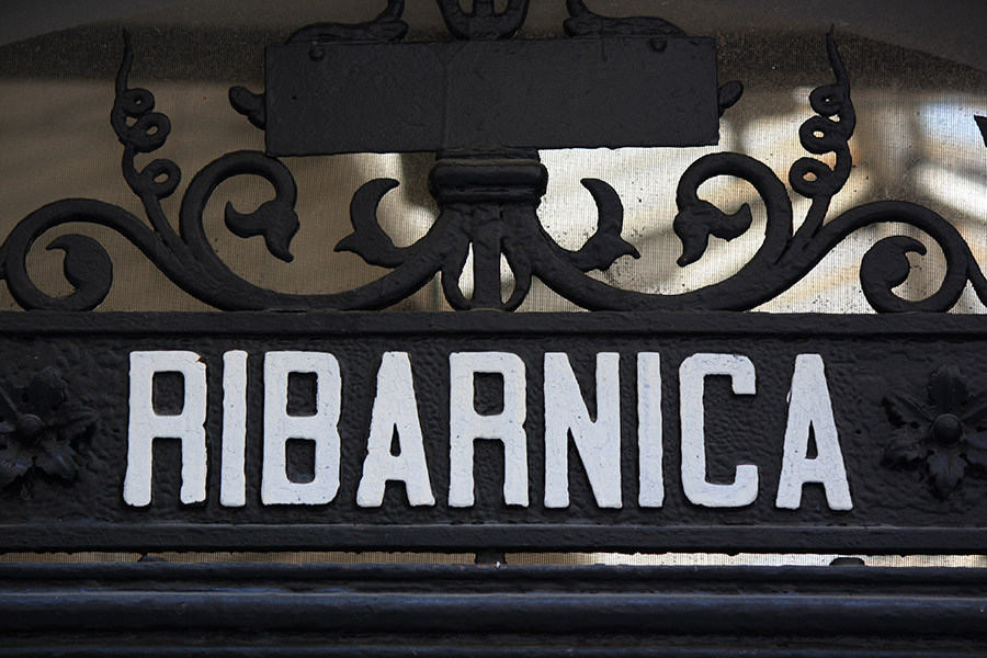 Ribarnica, marché aux poissons de Split