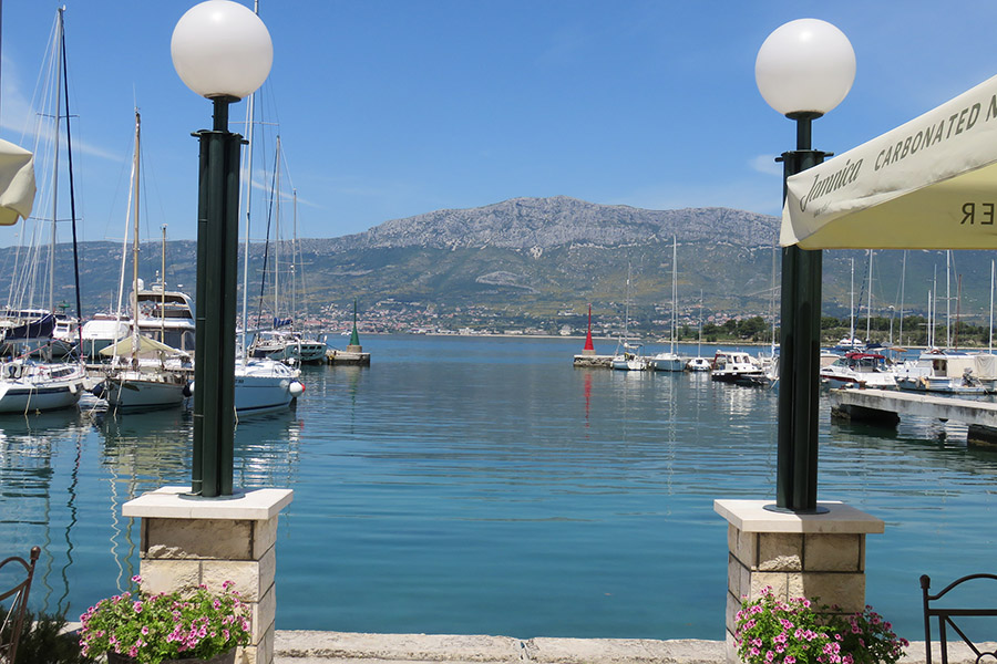 Restaurant Re Di Mare à Split