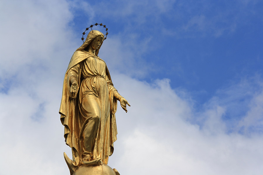 Notre Dame à Zagreb, Croatie