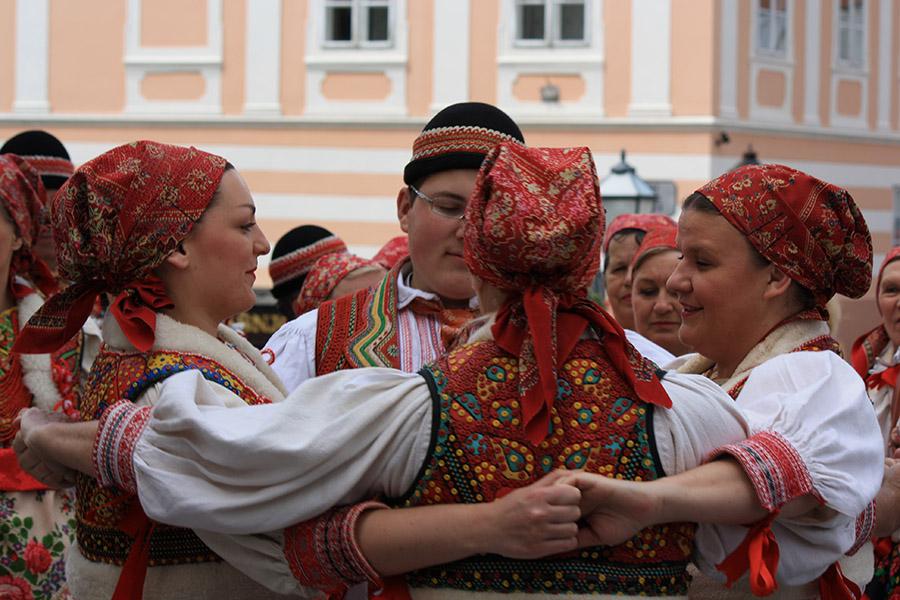 Danse folklorique de Croatie
