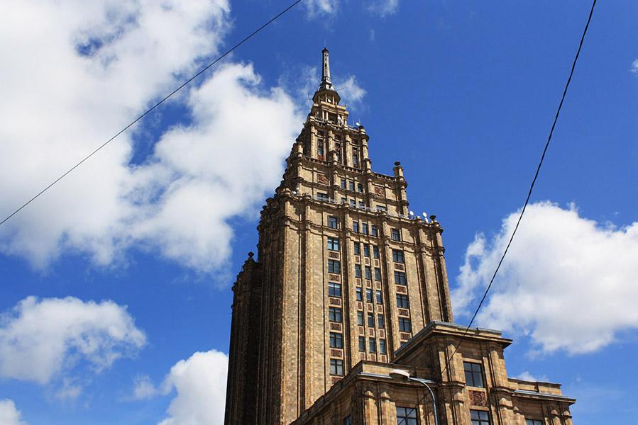 Cadeau pour Staline à Riga