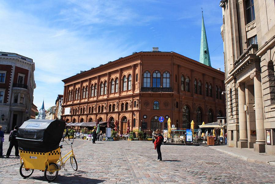 Place de Riga