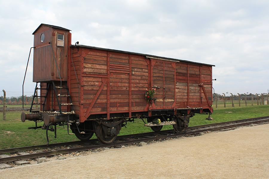 Judenrampe à Birkenau