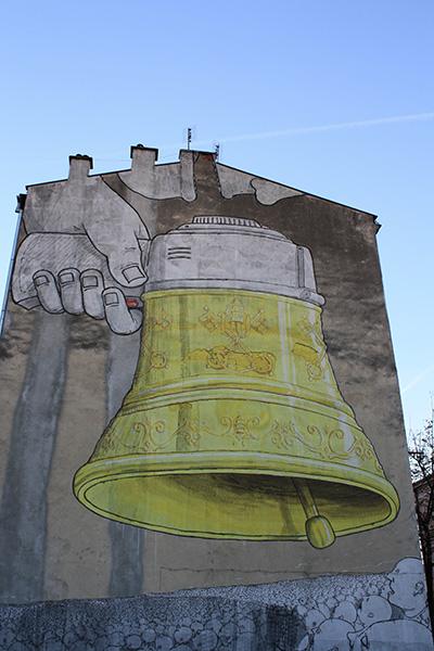 Street art en Pologne