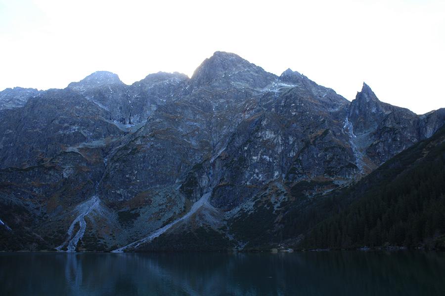 Tatras, randonnée vers le lac