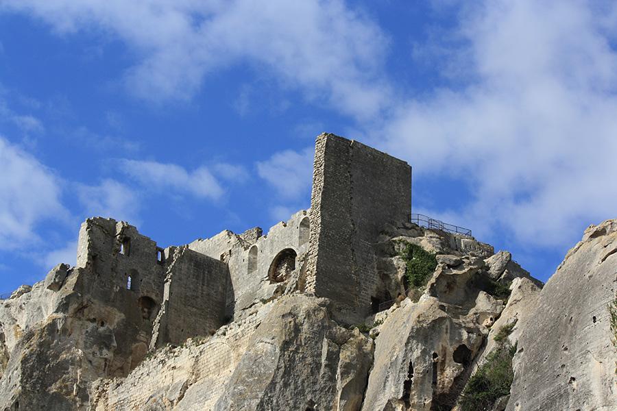 Eperon des Baux-de-Provence