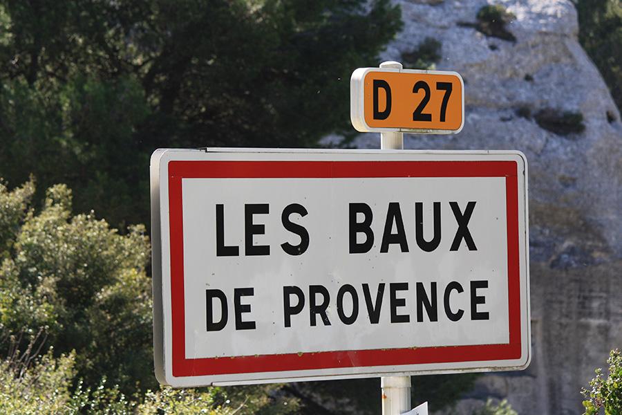 Village Baux-de-Provence