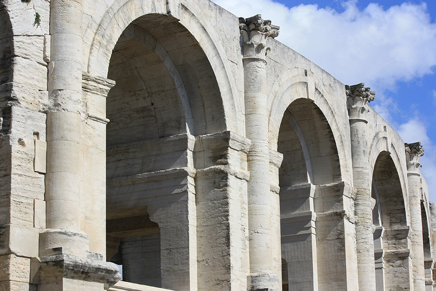 Arènes romaines d'Arles
