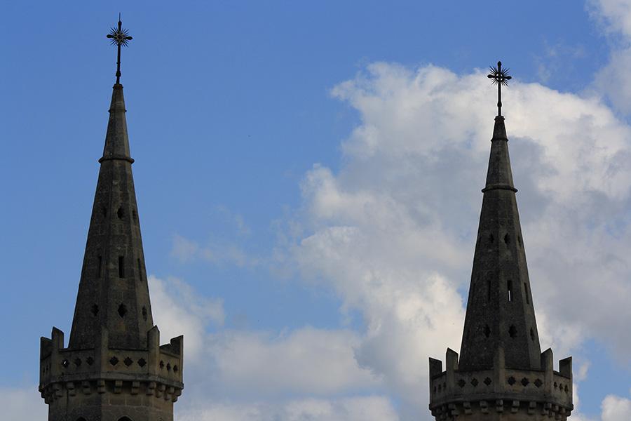 Eglise de style gothique