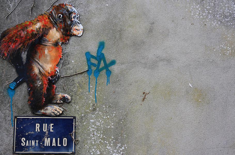 Rue St Malo de Brest