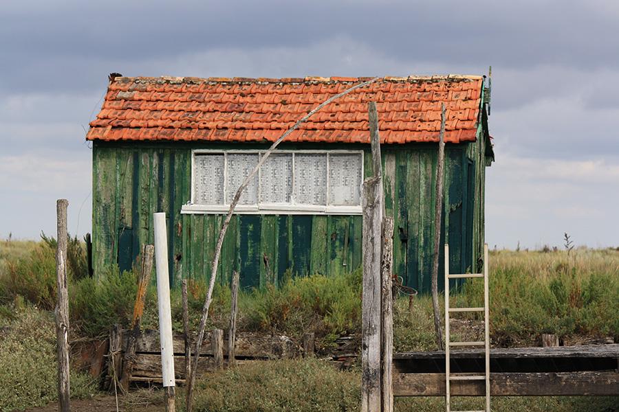 Maison pour huitres de Charente