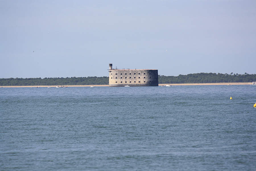 Fort Boyard en Charente Maritime