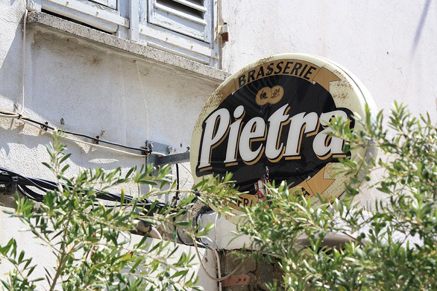 Pietra, bière corse
