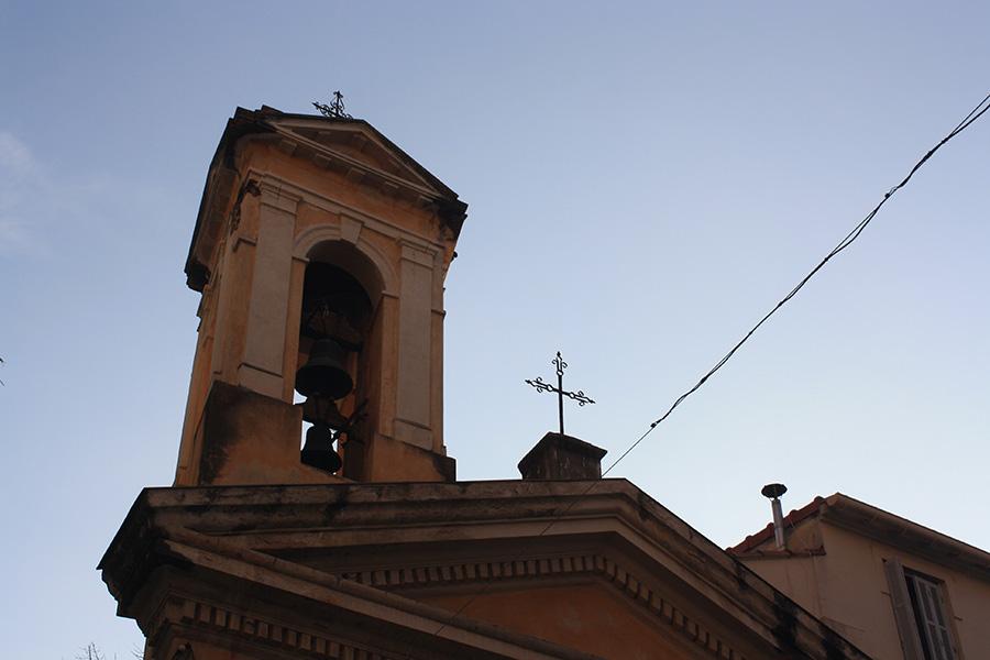Eglise d'Ajaccio