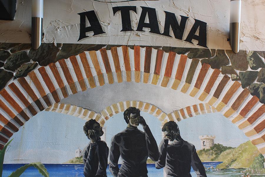 Restaurant A Tana, Ajaccio