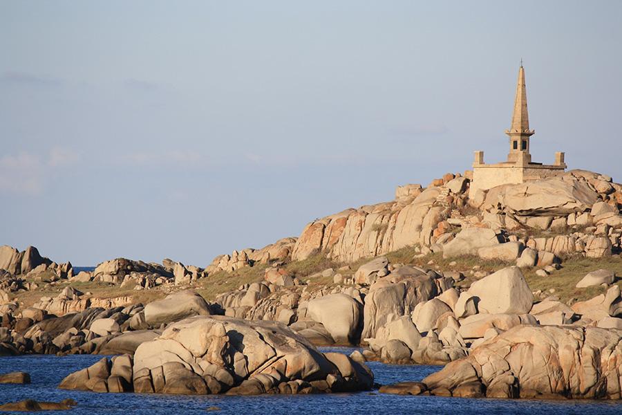 Eglise des îles Lavezzi