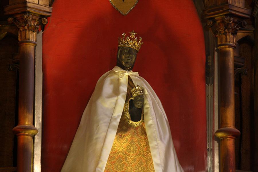 Vierge noire de Rocamadour