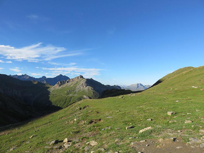 Vers la Ville-des-Glaciers