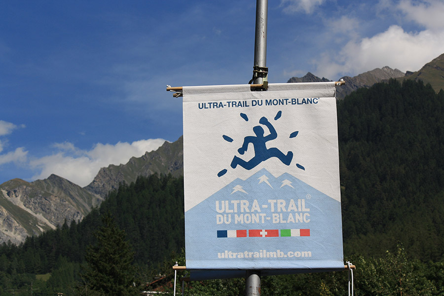 Ultra-trail TMB tour du mont blanc