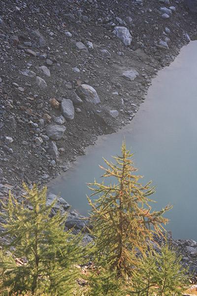 lac de Miage