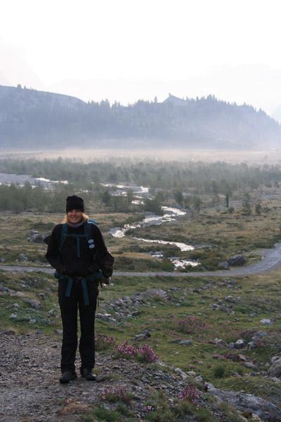 Refuge Elisabetta - lac de Miage