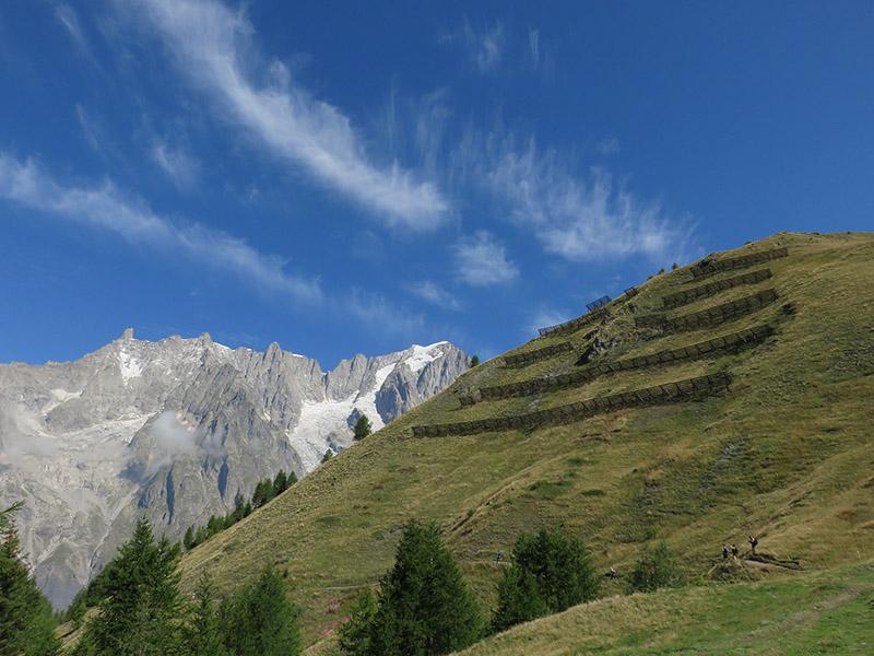 Vers le refuge Bertone